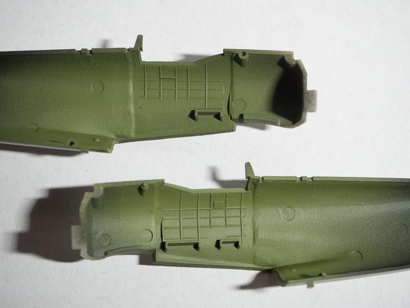 Kawanishi N1K1-JA Shiden Type 11 [Tamiya, 1/72] 18073003442324220515828333