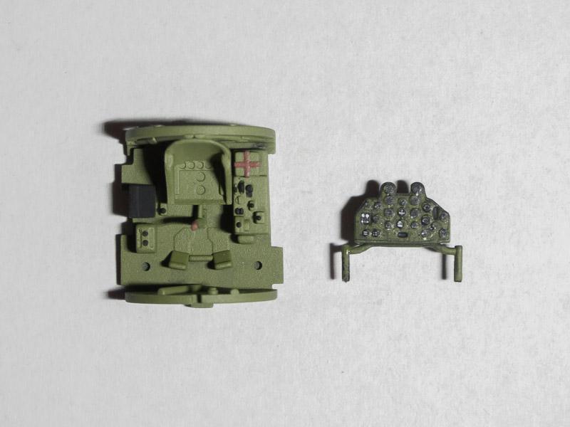 Kawanishi N1K1-JA Shiden Type 11 [Tamiya, 1/72] 18073003442324220515828334