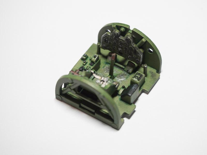 Kawanishi N1K1-JA Shiden Type 11 [Tamiya, 1/72] 18073003442424220515828335