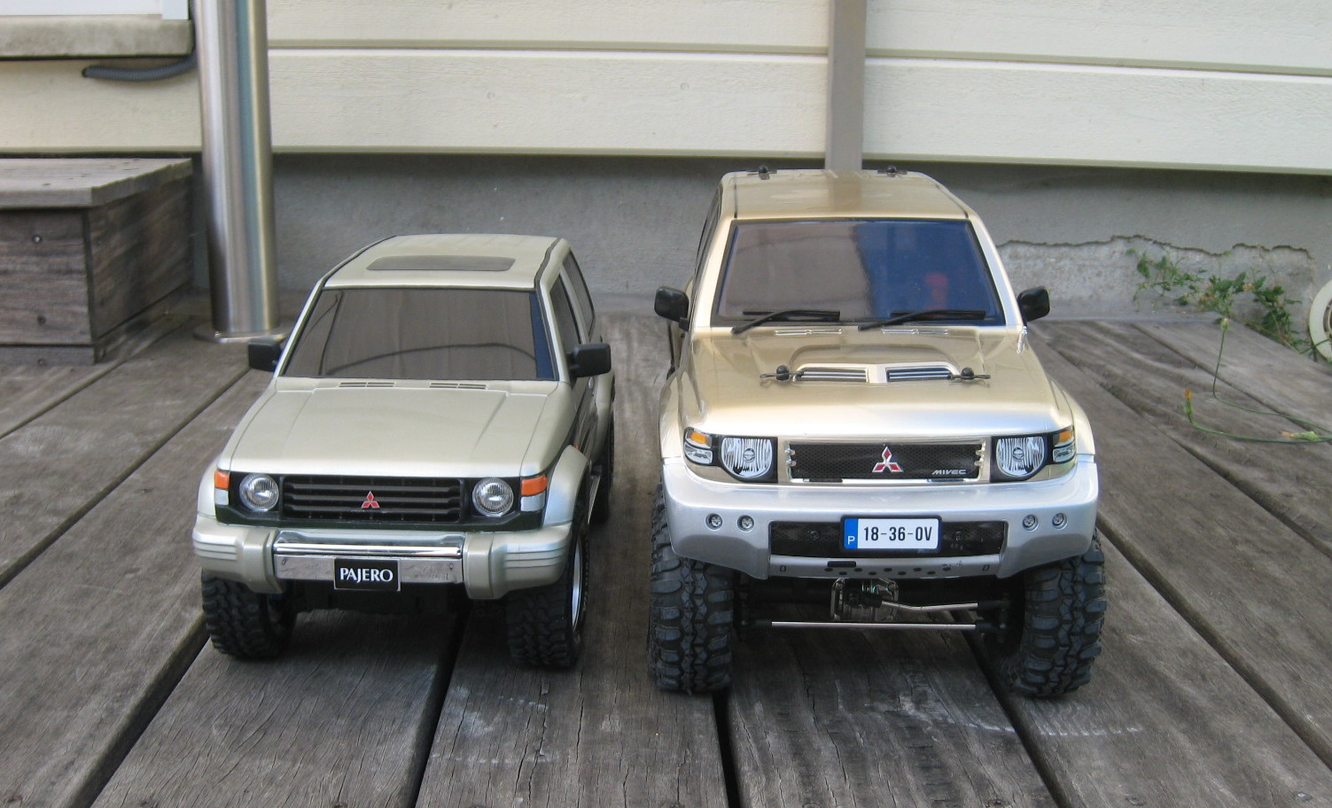 Gmade Sawback 4LS Mitsubishi Pajero 18073005055311530915828402