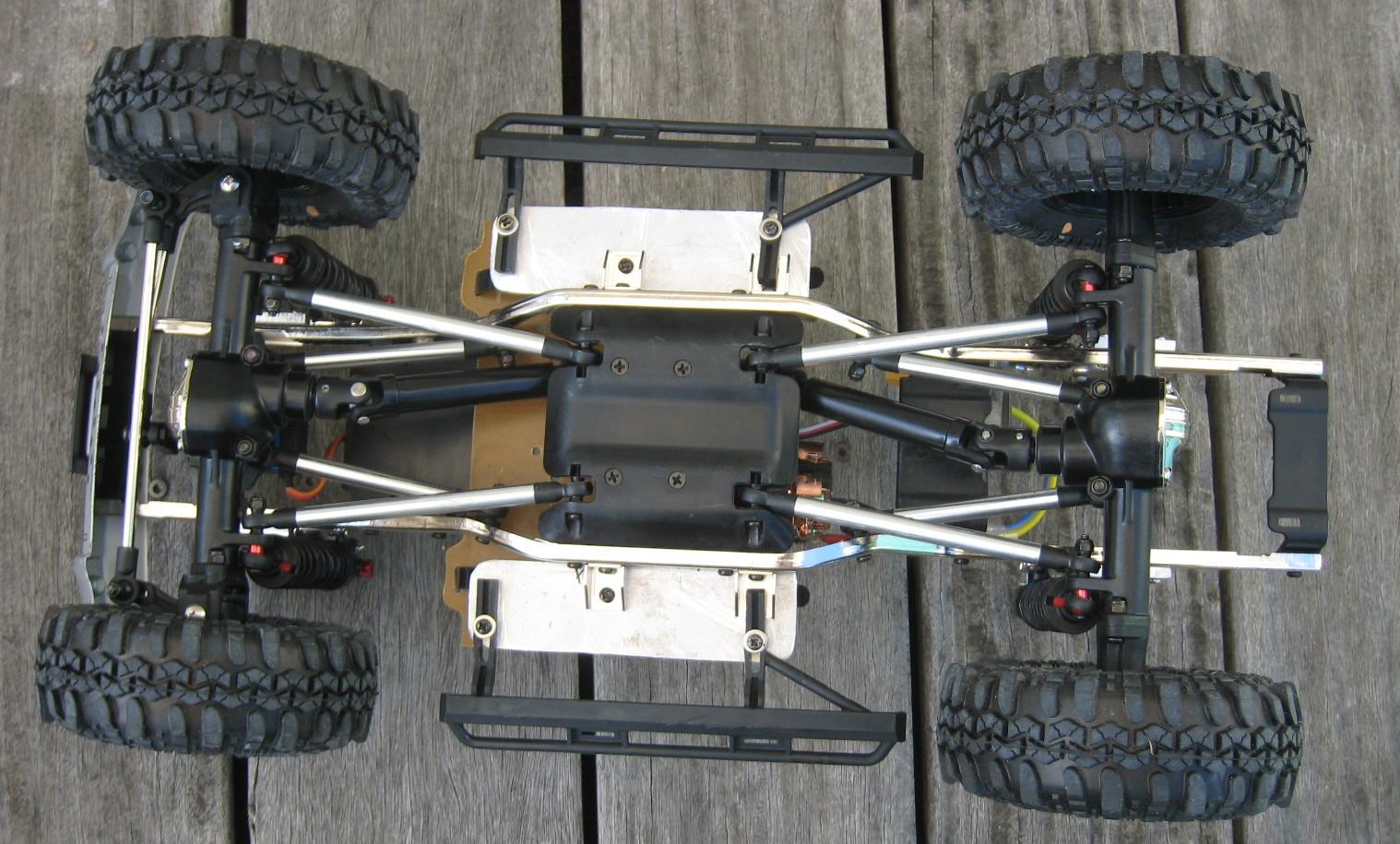 Gmade Sawback 4LS Mitsubishi Pajero 18073005060411530915828405
