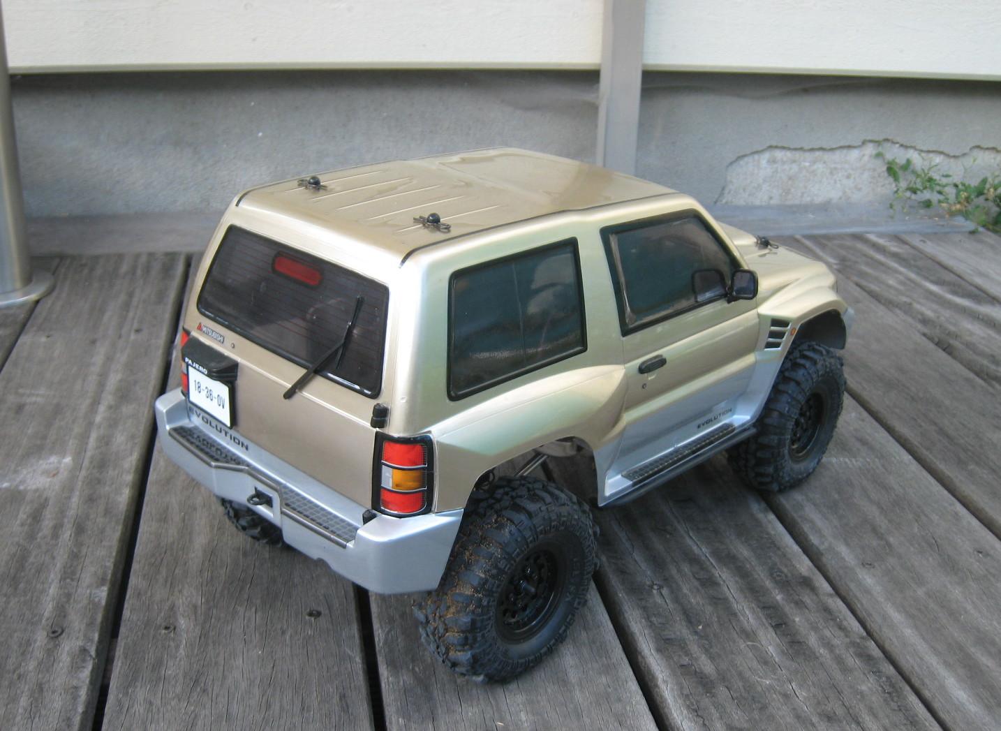 Gmade Sawback 4LS Mitsubishi Pajero 18073005061111530915828407