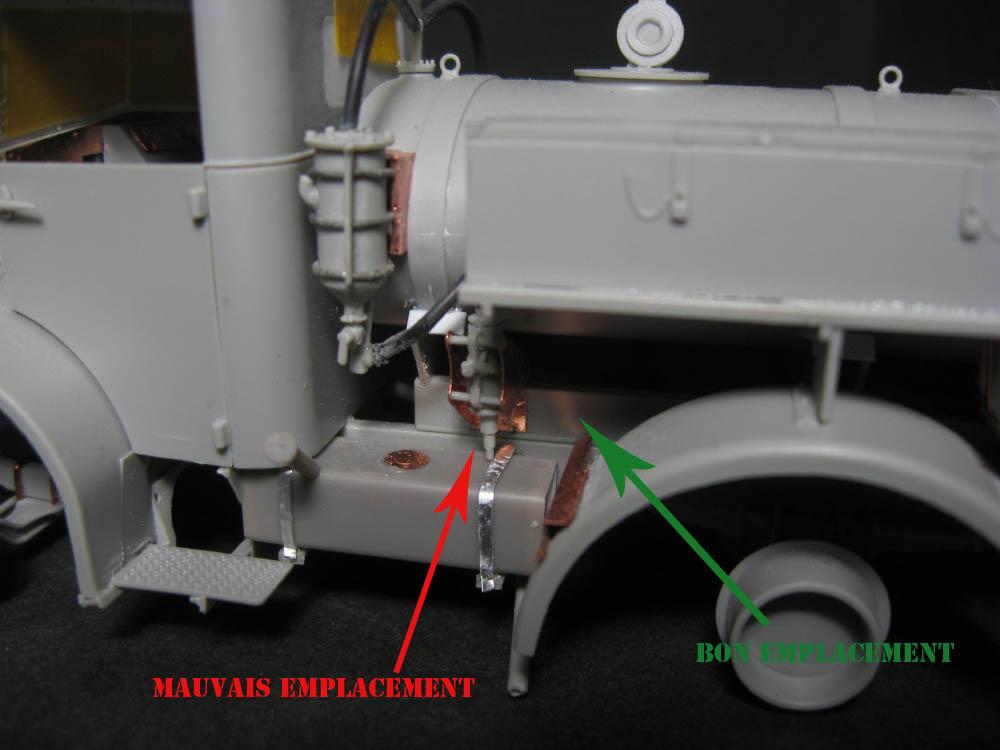 CMP chevrolet et Ford c60 petrol tank et water tank 18080203373223329215832063