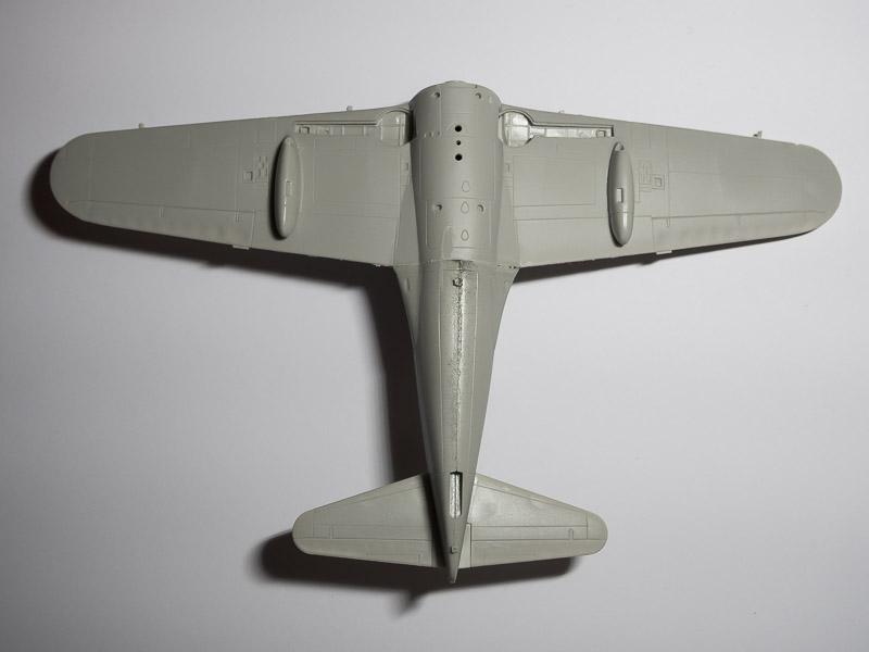 Kawanishi N1K1-JA Shiden Type 11 [Tamiya, 1/72] 18080207563824220515832391