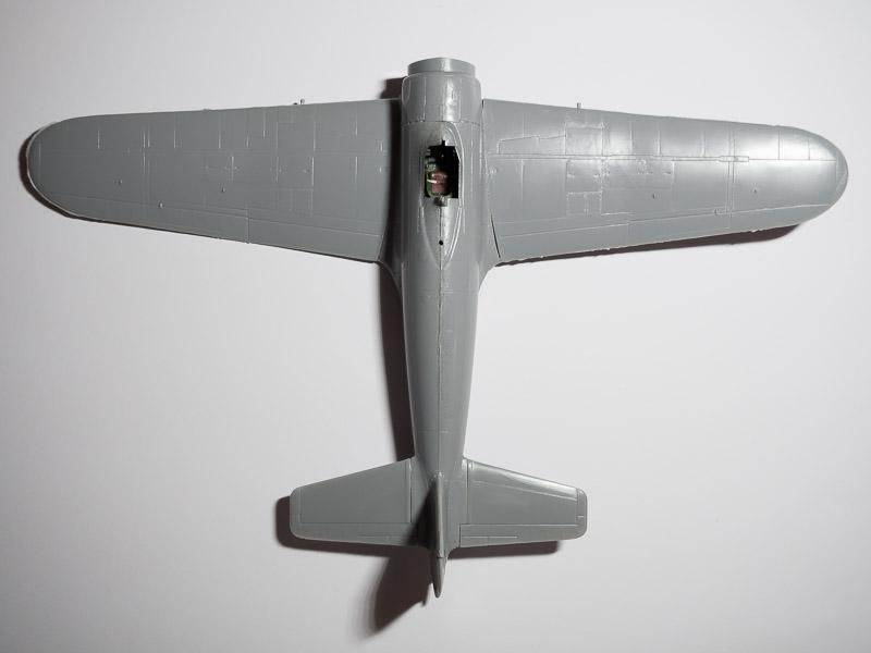[FineMolds] Mitsubishi A7M2 Reppu Model 11 au 1/72e 18080208034724220515832427
