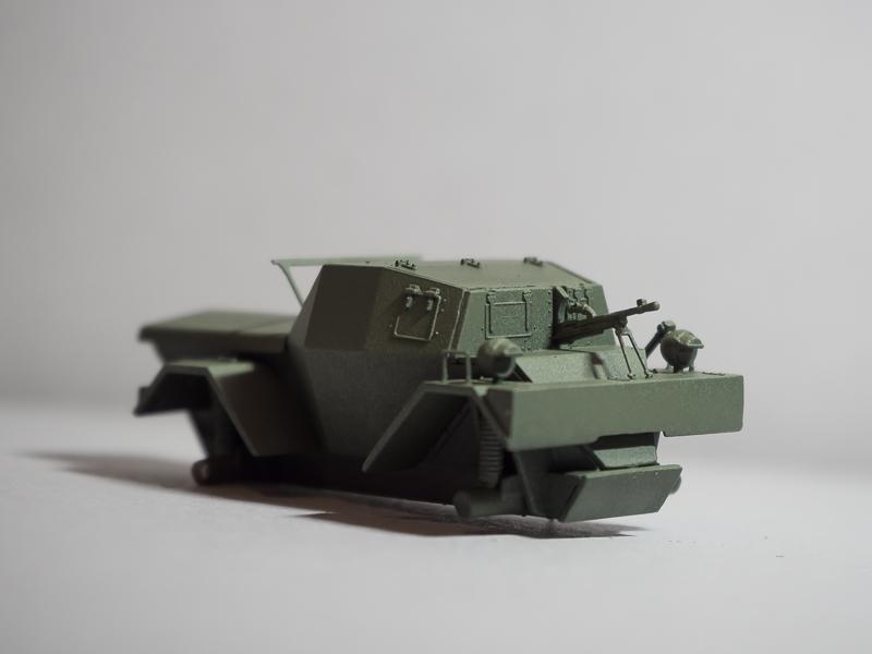 Daimler Dingo Mk.Ia [S-Model, 1/72] 18080401505824220515834250