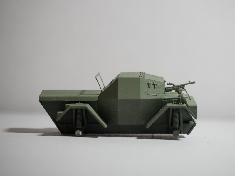 Daimler Dingo Mk.Ia [S-Model, 1/72] 18080401505824220515834251