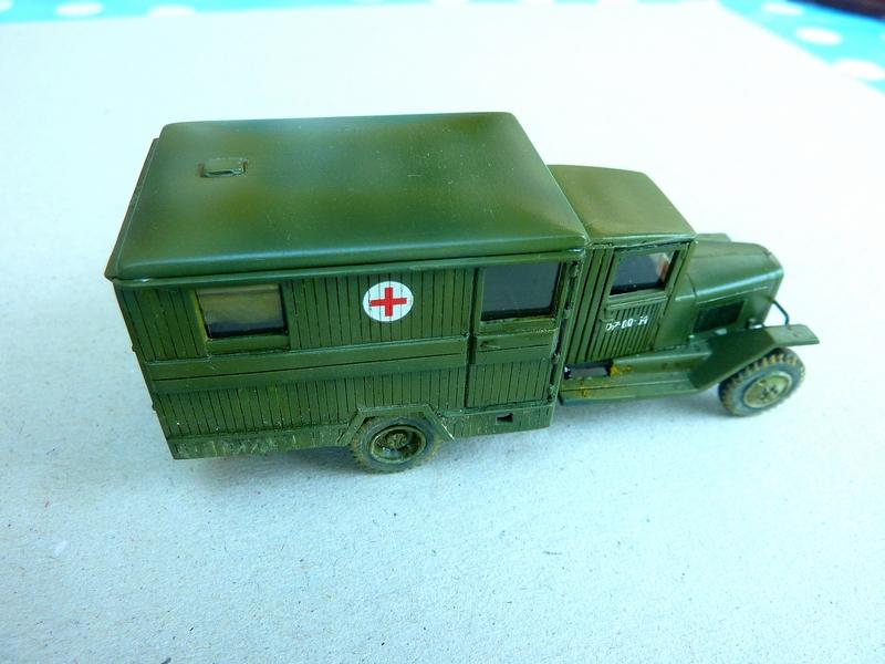 ZiS-44 PST (Zebrano) - Ne tirez pas sur l'ambulance! - Terminé! 1808060215582060015836740