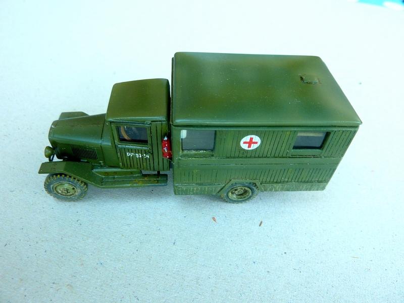 ZiS-44 PST (Zebrano) - Ne tirez pas sur l'ambulance! - Terminé! 1808060216072060015836742