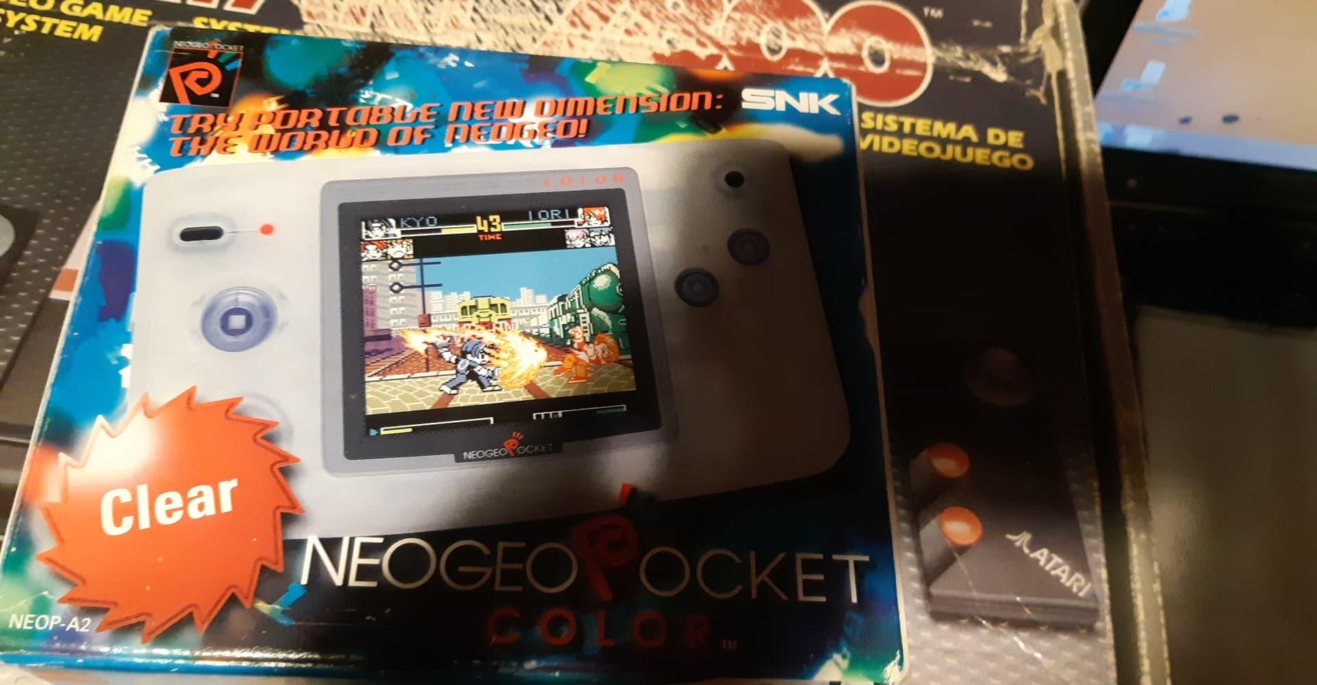 Neo Geo Pocket