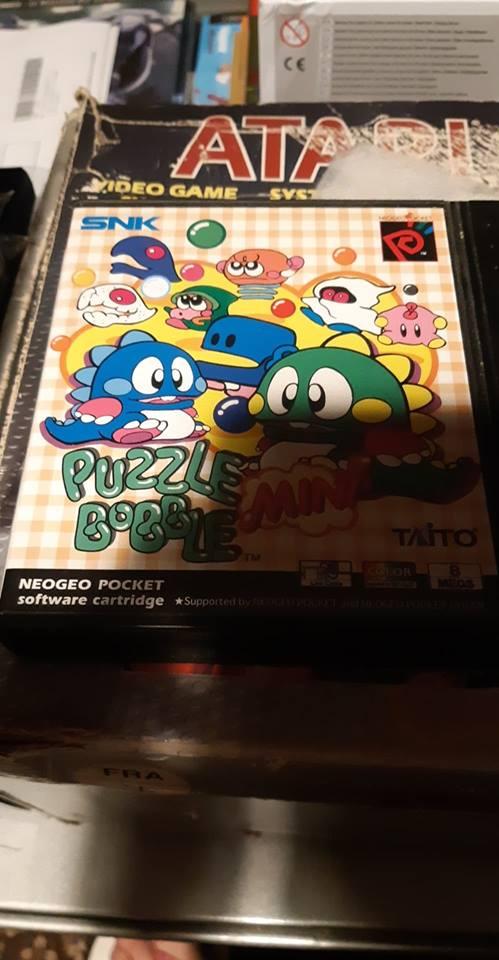 Puzzle Bobble NGP