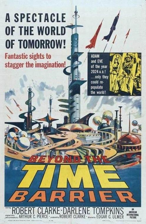 POSTEROÏDE - Beyond the Time Barrier dans Cineteek 18080712035215263615838684