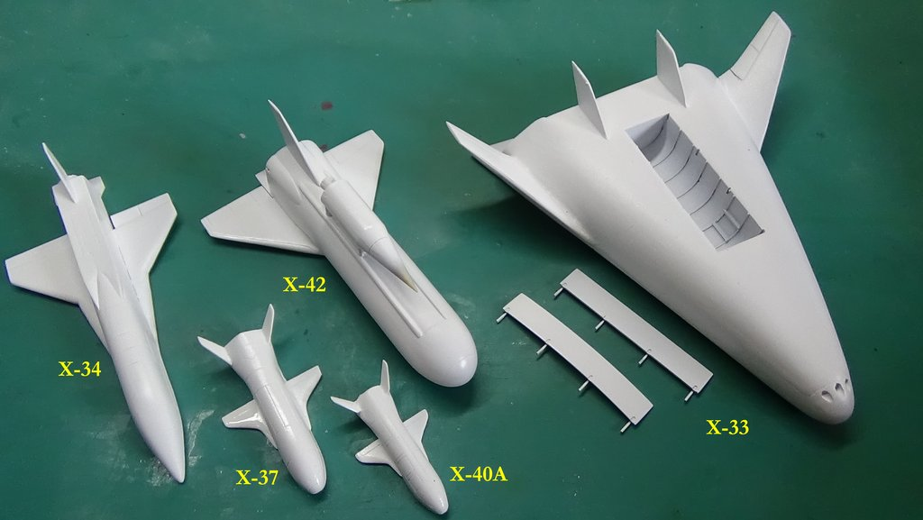 Reusable Launch Vehicles ou comment succéder à la Navette Spatiale 18080905362023134915842003