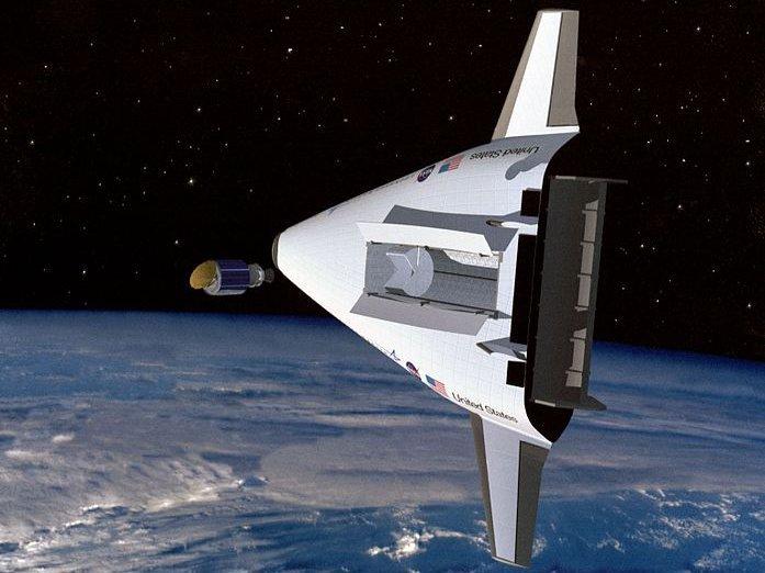 Reusable Launch Vehicles ou comment succéder à la Navette Spatiale 18080905392723134915842009
