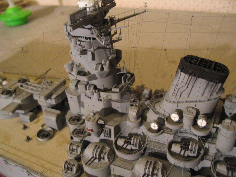Yamato tamiya 1/350 up Fini le 15/08/2018 - Page 4 18081004352623134915842851
