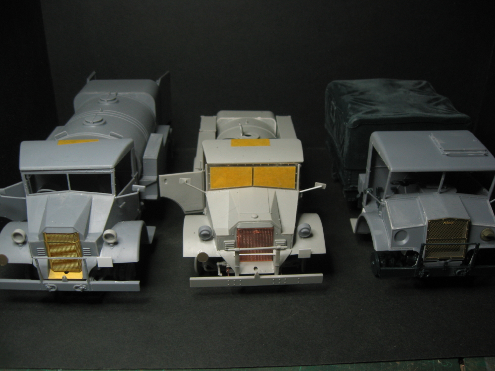 CMP chevrolet et Ford c60 petrol tank et water tank 18081208001123329215845490