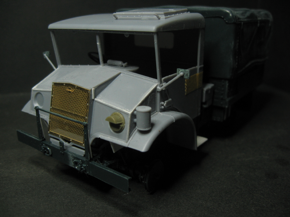 CMP chevrolet et Ford c60 petrol tank et water tank 18081208004423329215845494