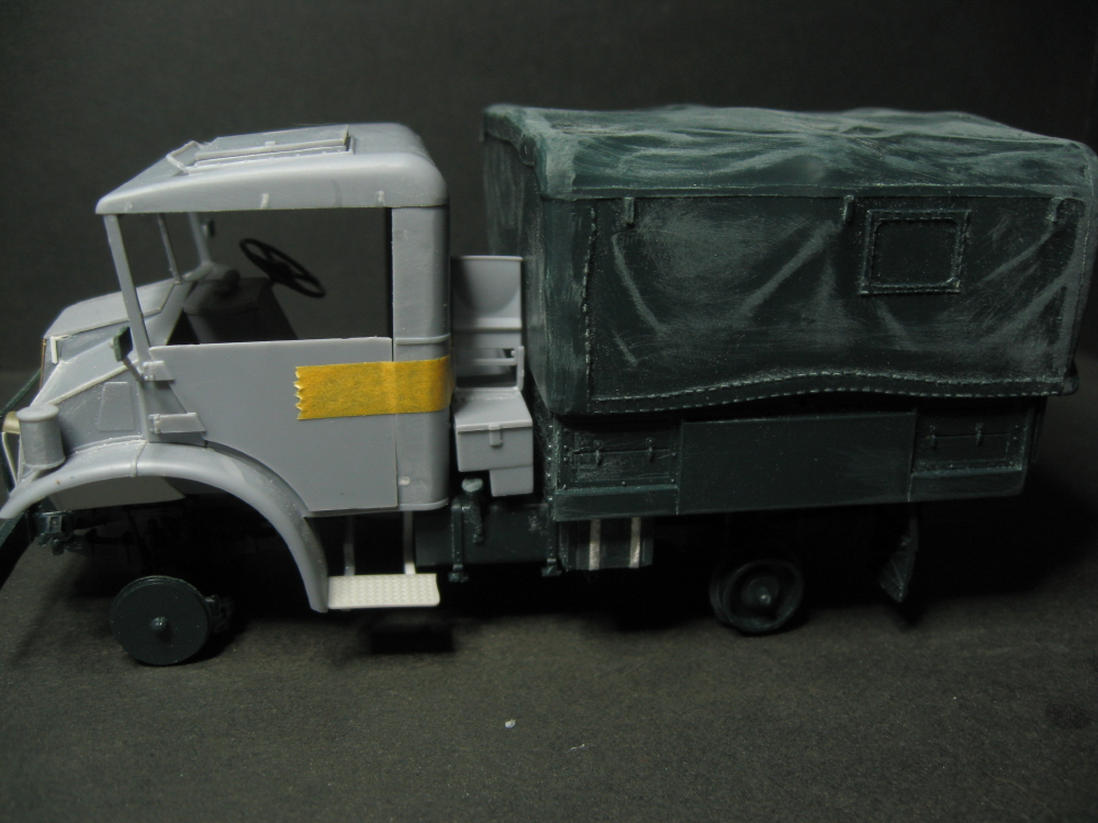 CMP chevrolet et Ford c60 petrol tank et water tank 18081208015823329215845496