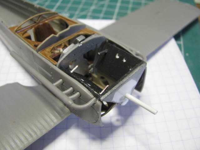 Spad VIIc Aéronautique militaire belge Roden 1/32 18081303194923669015846232