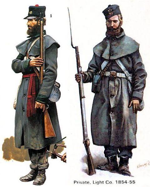 """""""Inkerman 1854 : 1er grenadier guards""""  version 1 à version 3 18081310442510262915845843"""