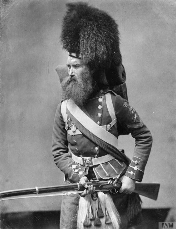 """""""Inkerman 1854 : 1er grenadier guards""""  version 1 à version 3 18081310442510262915845844"""