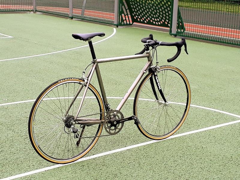 Bianchi pro XL Titanium 18081412501413185315847405