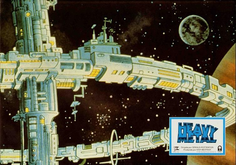ALBUM PHOTO : MÉTAL HURLANT (1981) dans ALBUM PHOTO 18081609521215263615849424