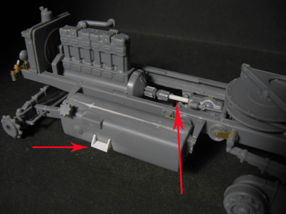 Scammell R100 et canon de 7.2 inch 18081702103723329215850817