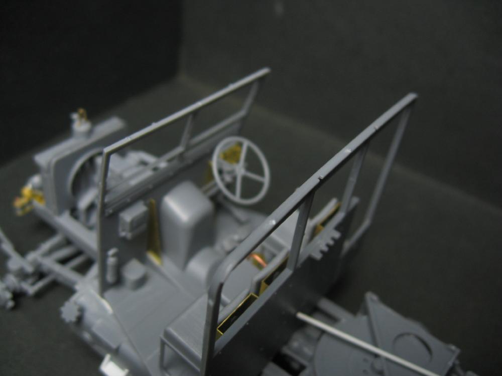 Scammell R100 et canon de 7.2 inch 18081708473823329215851829