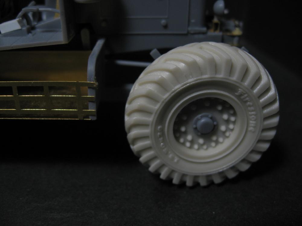 Scammell R100 et canon de 7.2 inch 18081806414223329215852923