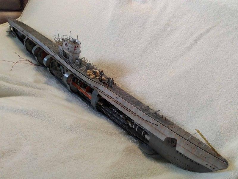 U-552 TRUMPETER Echelle 1/48 - Page 22 18081911373223648415853931
