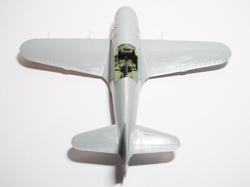 Mitsubishi J2M3 Raiden [Hasegawa, 1/72] 18082002375324220515855325