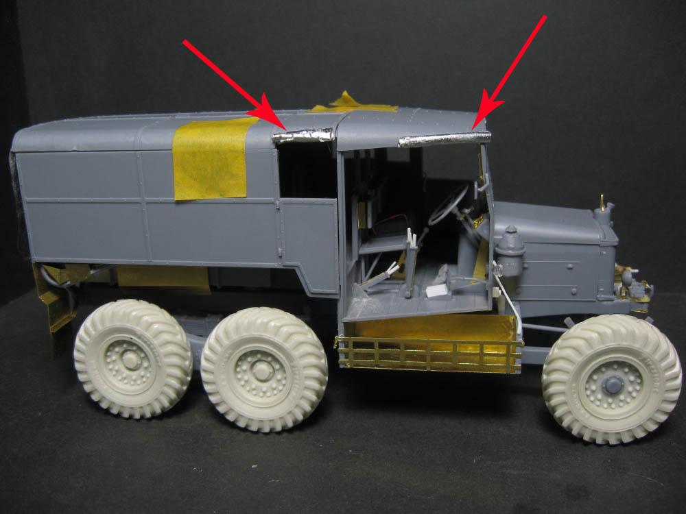 Scammell R100 et canon de 7.2 inch 18082108064323329215857643