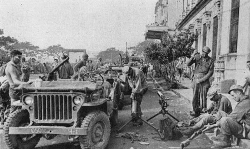 Jeep janvier 1945 Luçon 1808230653072060015859865