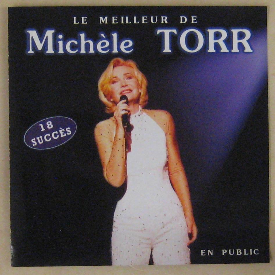 Torr Michèle Le meilleur de Michèle Torr en public
