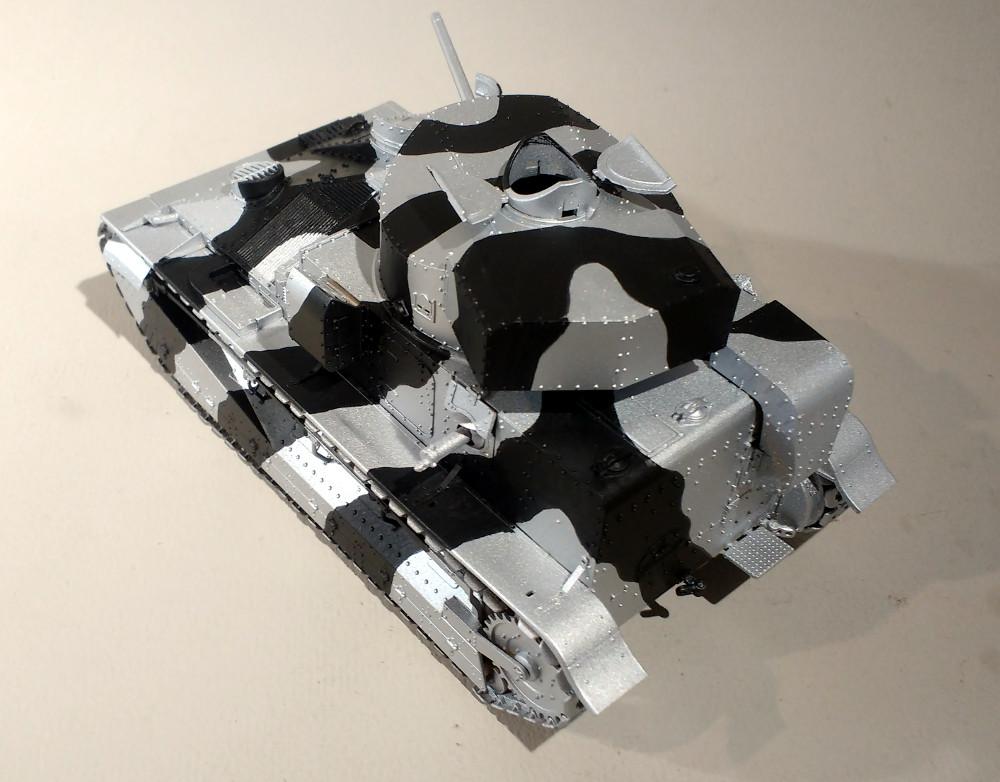 Vickers Medium MarkII** (Hobby Boss 1/35) 18082408310723099315861468