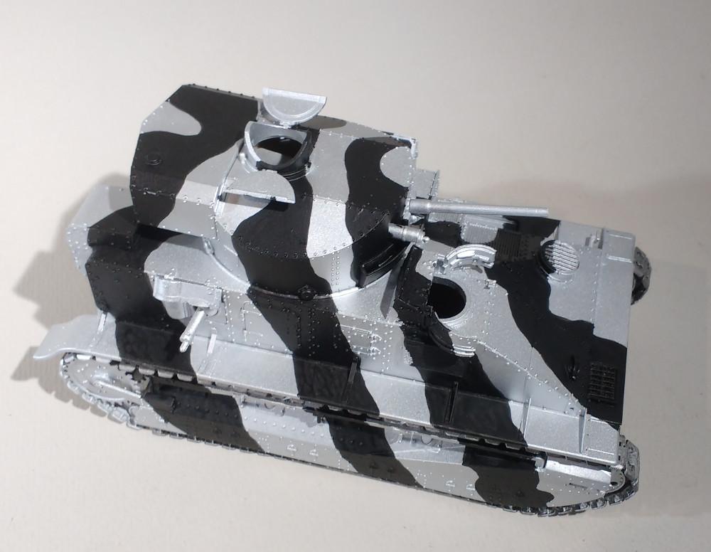 Vickers Medium MarkII** (Hobby Boss 1/35) 18082408311023099315861469