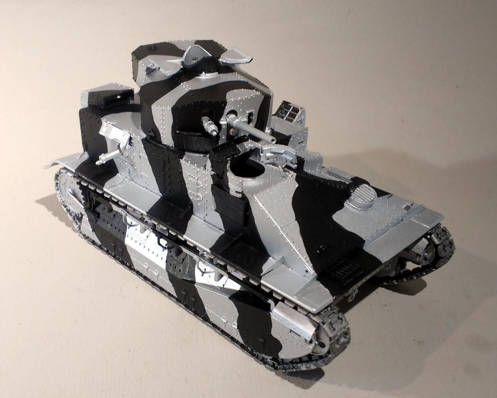 Vickers Medium MarkII** (Hobby Boss 1/35) 18082408311123099315861470