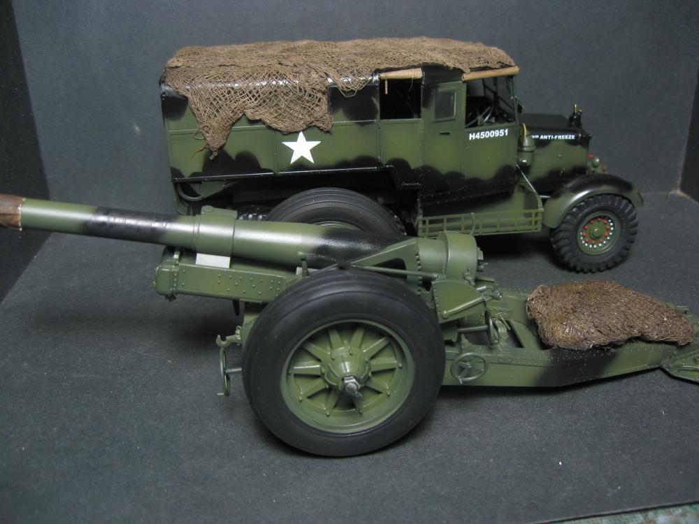 Scammell R100 et canon de 7.2 inch 18082506111223329215862433