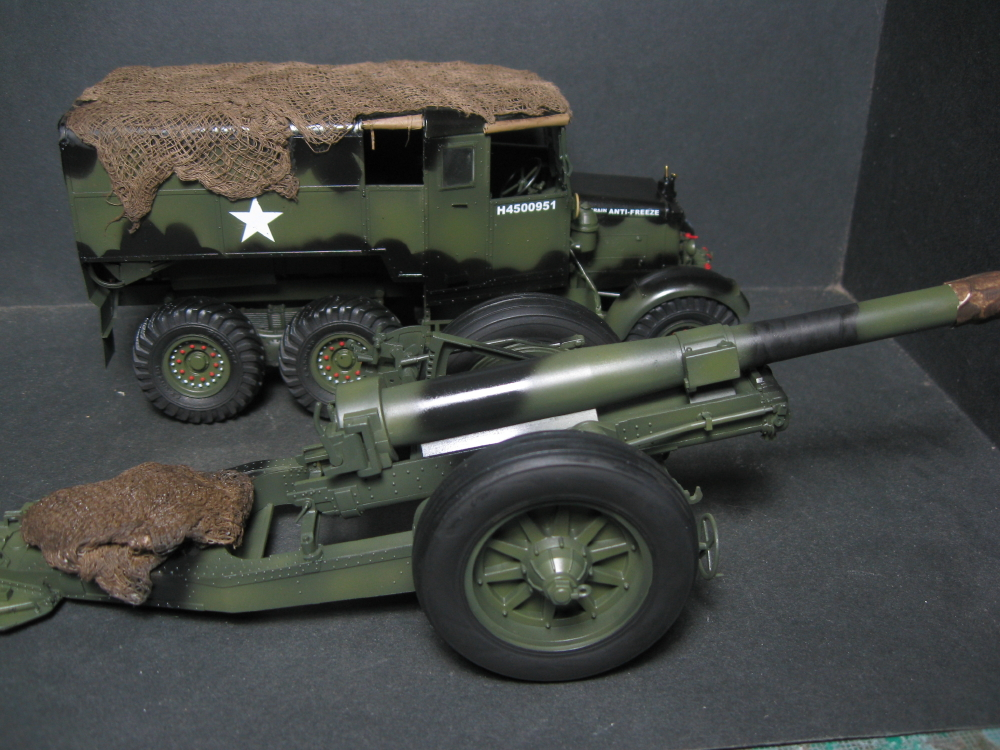 Scammell R100 et canon de 7.2 inch 18082506113323329215862434