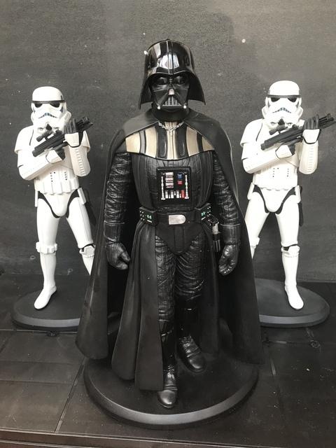 Force Attax Série 4-101-Dark Sidious-Sith-séparatiste