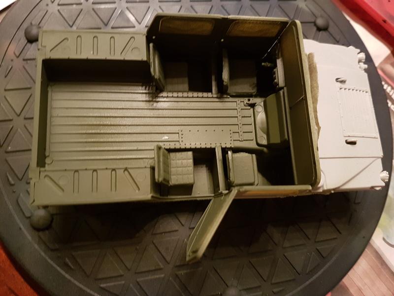 M998 Command Vehicle 1/35 Italeri 18082708283224268715865647