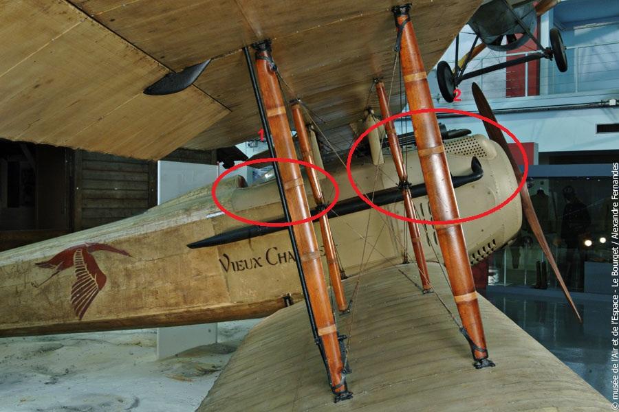 Spad VIIc Aéronautique militaire belge Roden 1/32 18082712365223669015864970