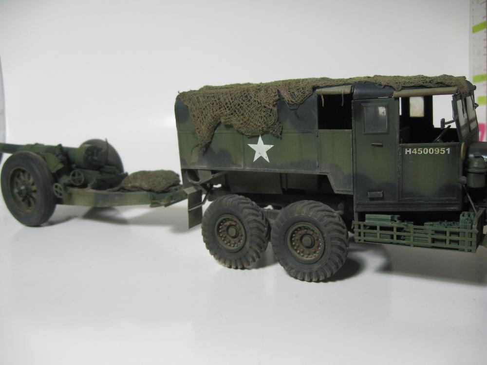 Scammell R100 et canon de 7.2 inch 18082802132323329215865854