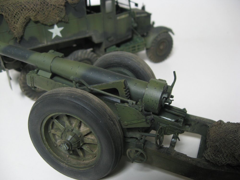 Scammell R100 et canon de 7.2 inch 18082802141523329215865858