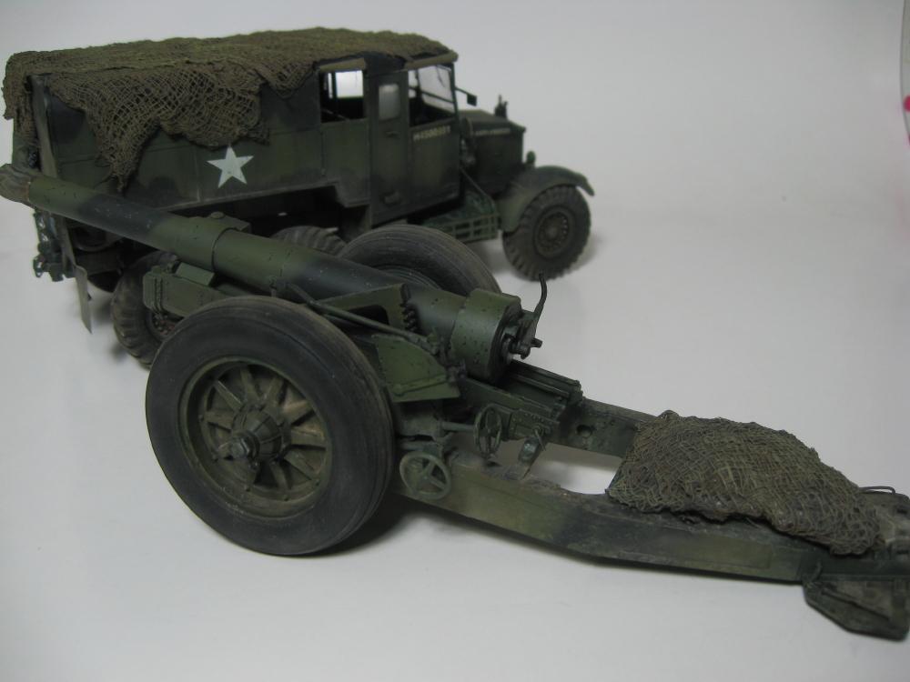 Scammell R100 et canon de 7.2 inch 18082802143023329215865860