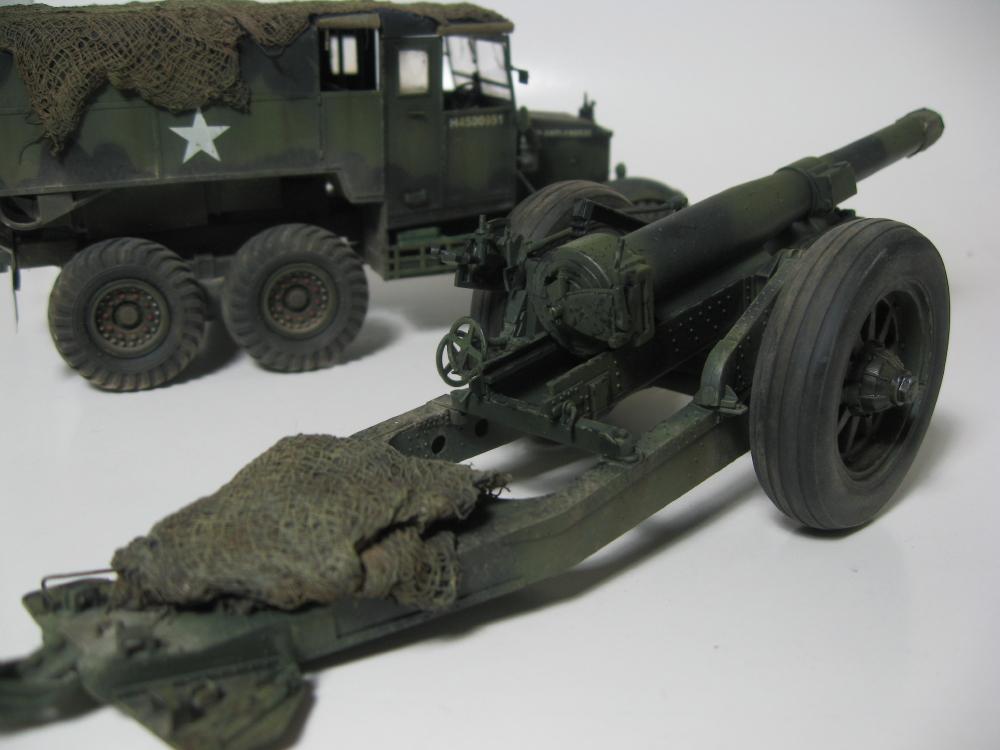 Scammell R100 et canon de 7.2 inch 18082802143623329215865861