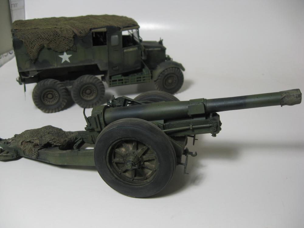 Scammell R100 et canon de 7.2 inch 18082802144723329215865862
