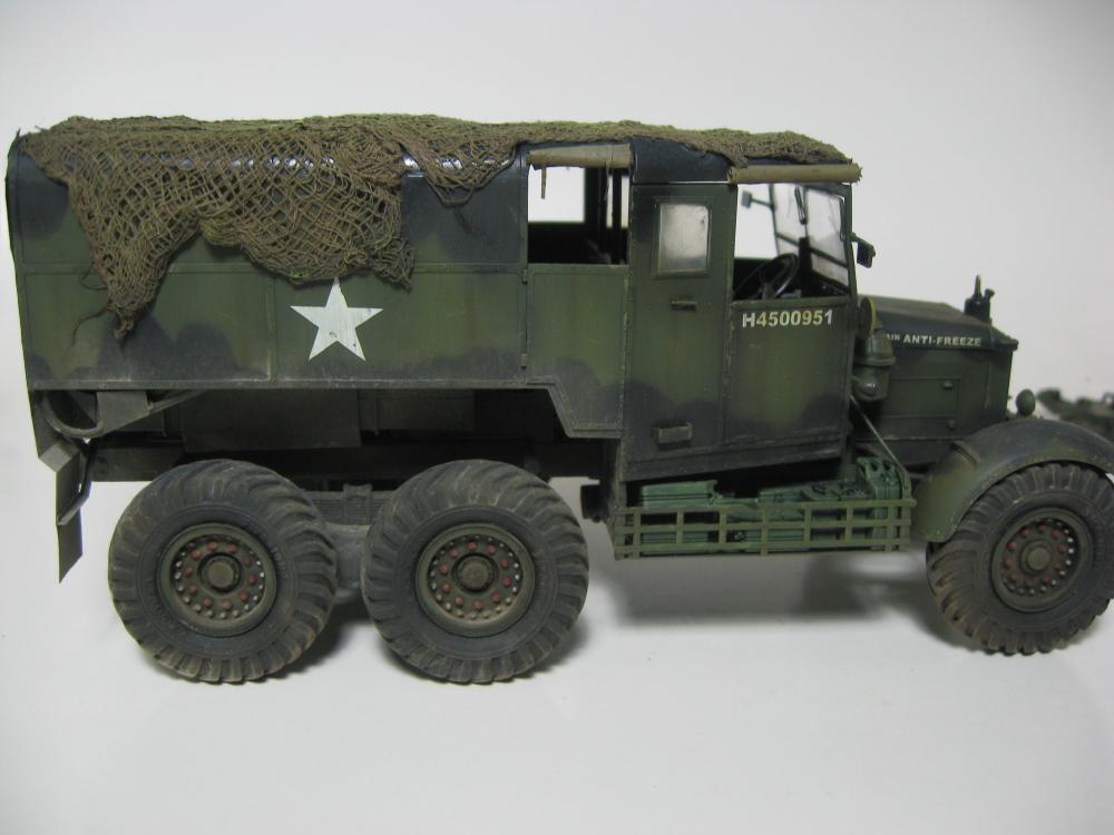 Scammell R100 et canon de 7.2 inch 18082802151023329215865865