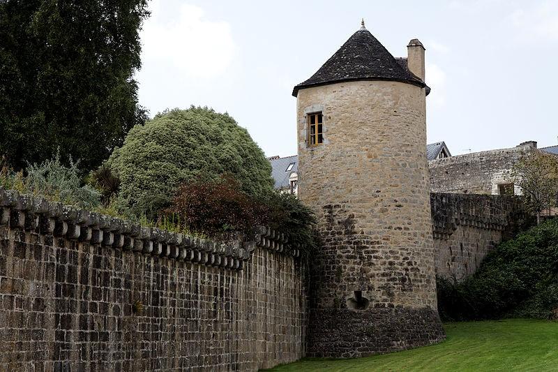 La tour Nevet
